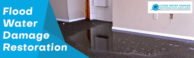 Flood Water Damage Restoration
